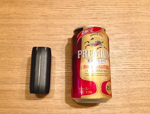 Lomayaコンセント付きモバイルバッテリーのデメリットはコンパクトだけど厚みがある