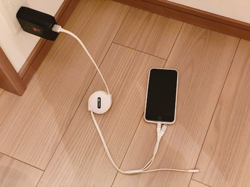 lomayaモバイルバッテリー