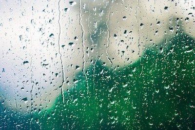雨の日はくせ毛が億劫