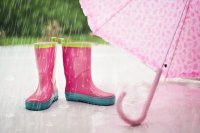 雨の日のくせ毛対策4