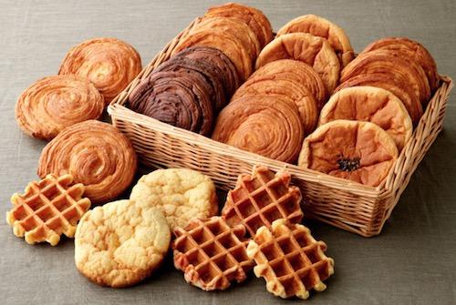 コモのパンは常温保存で60日も保存できる