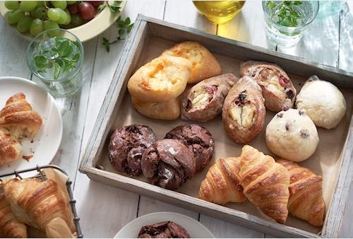 冷凍パン「pan& (パンド)」は365日も長期保存ができて焼きたての味