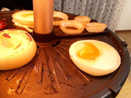 ザイグルで卵を焼く方法とコツ